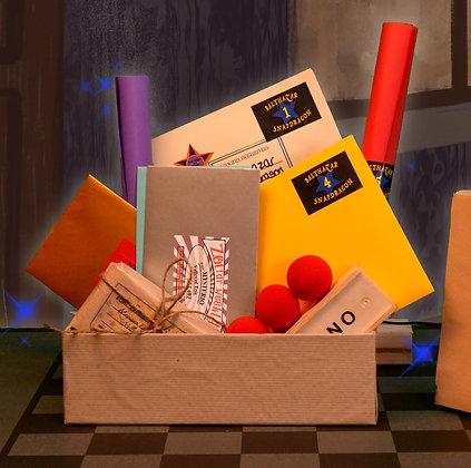 Balthazar Snapdragon : Adventure Box
