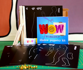 WOW Workshop : Shadow Puppetry