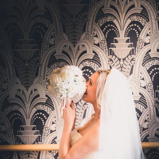 Relaxed wedding photographer lancashire