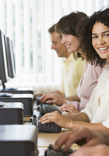 COMPUTER TRAINING & WORKPLACE SKILLS