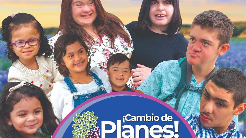 Calendario ¡Cambio de Planes!