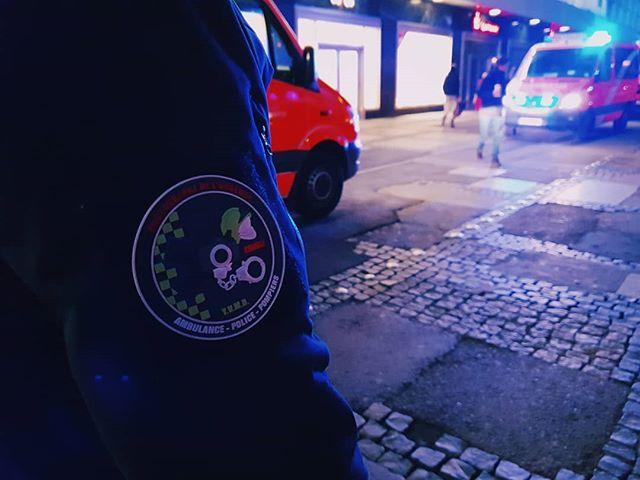 Salutation de Berlin ! _#berlinerfeuerwe