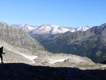 Mixage de Via Alpina, l'envers du chemin