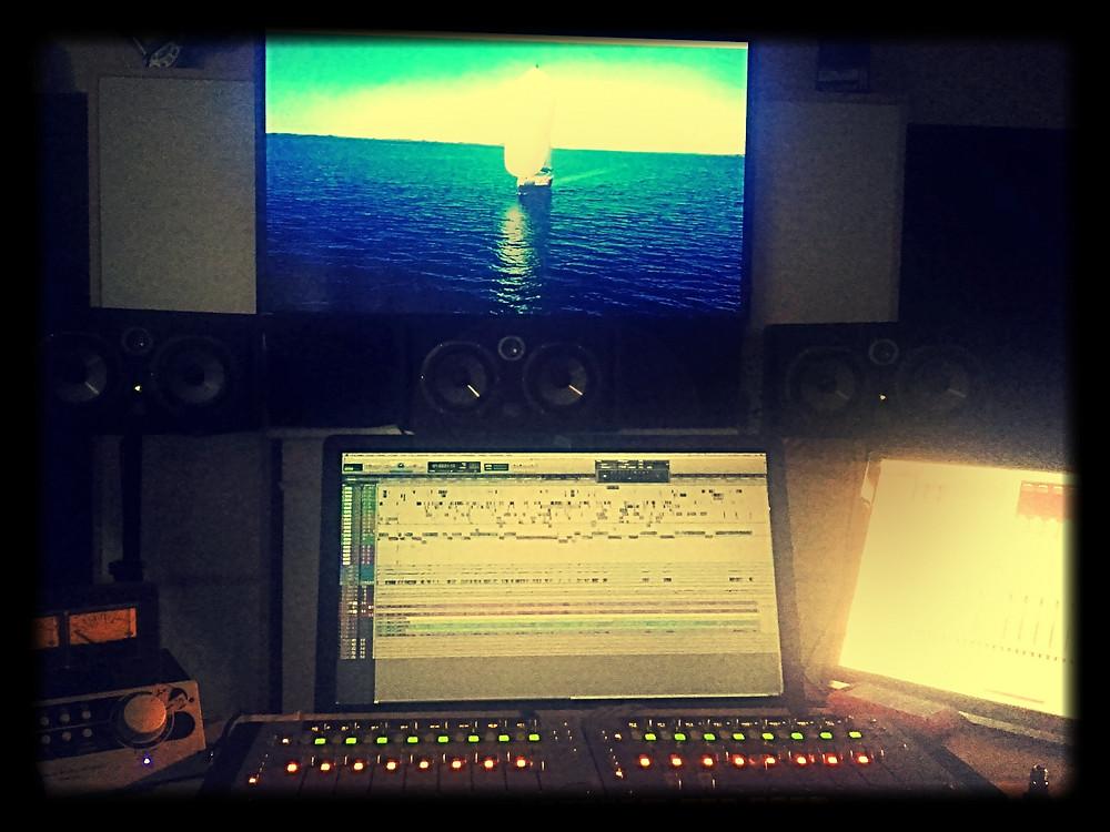 "Mixage ""LIve Simply - Studio Gaïné"