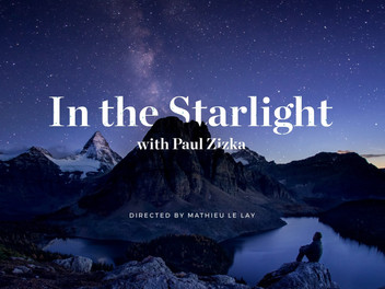 "Mixage ""Into the Starlight"" - Mathieu Le Lay"
