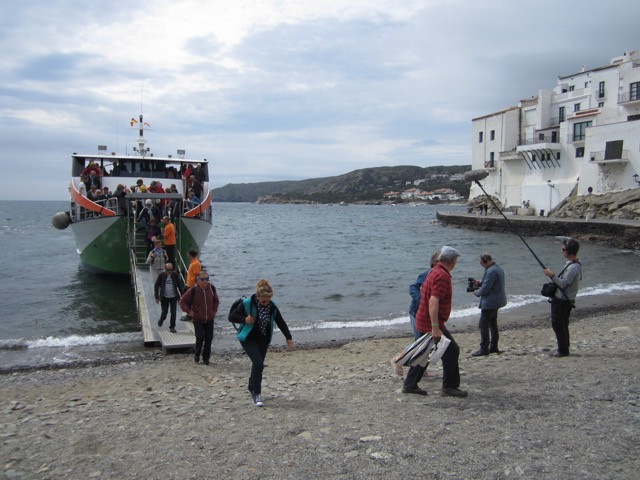 Excursion en bateau et visite de la maison de Salvador Dali