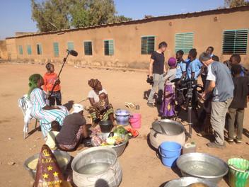 """Graines d'espoir"" au Burkina Faso"