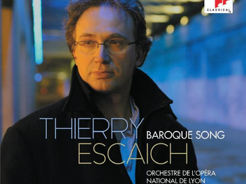 "Sortie du CD ""Baroque Song"" - Thierry Escaich"