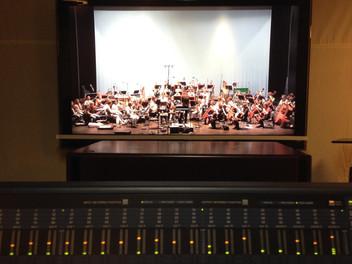 Opéra de Lyon : Enregistrement Th. Escaich
