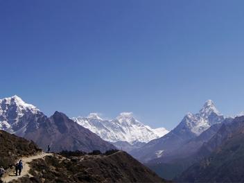 Mixage du documentaire L'Everest, un tremplin pour les Népalaises