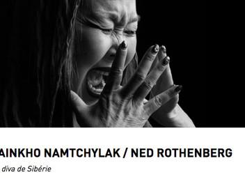 Détour de Babel - Sainkho Namtchlak / Ned Rothenberg