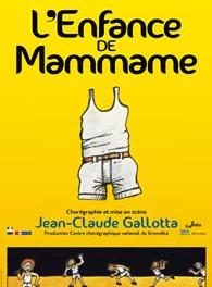 Tournée JC Gallotta - L'Enfance de Mammame