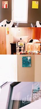 美容室uta|常設アート