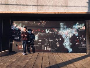 wall art@tune hakodate