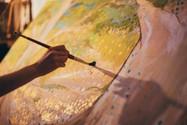 live paint@GuesthouseWAYA