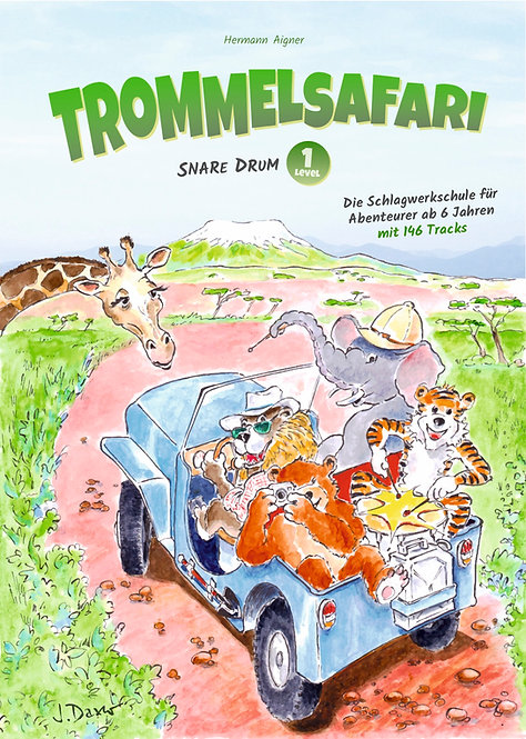 Playalong Download Musik Trommelsafari 1
