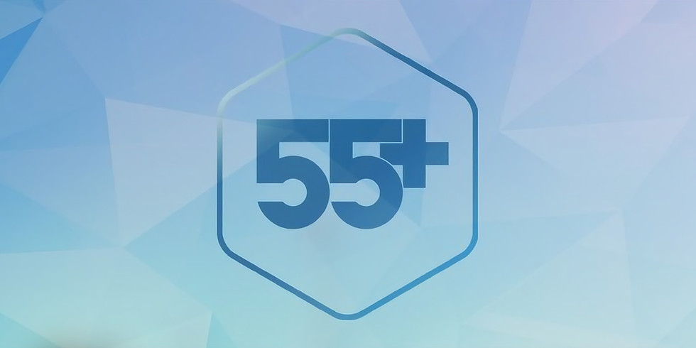 55+ Ministry