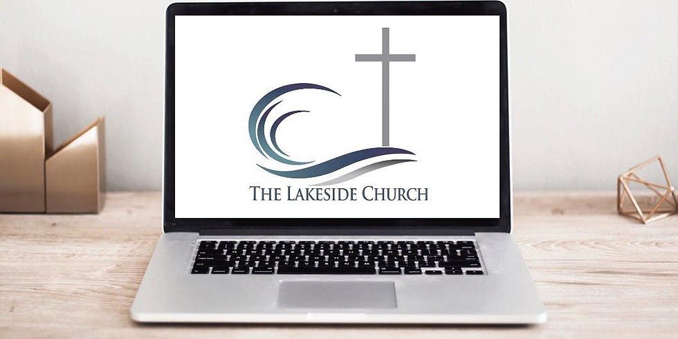 Sunday Service - Online on Live Stream, Facebook & YouTube