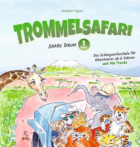 GRATIS Testsongs Trommelsafari 1