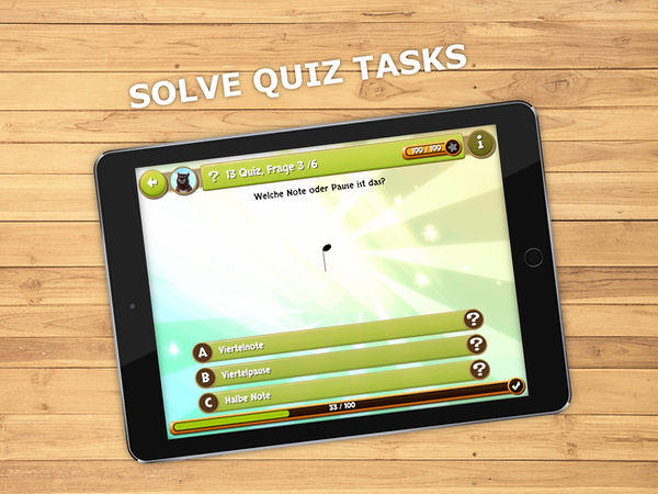 7 ipad 2732 x 2048 neu solve quiz tasks.