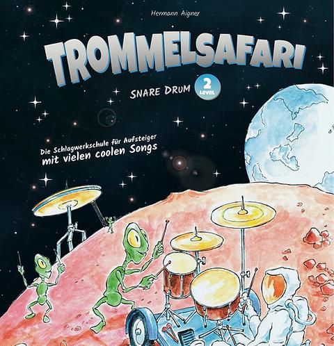 GRATIS Testsongs Trommelsafari 2
