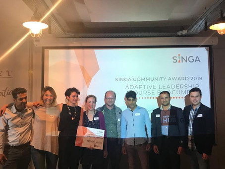 Singa Switzerland awards 2019
