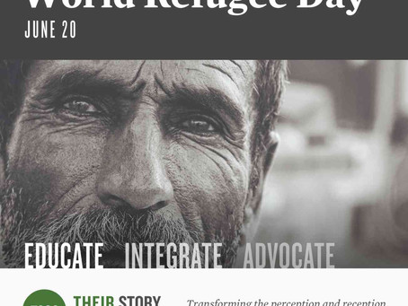 Sharing stories - TSOS and Refugee Voices