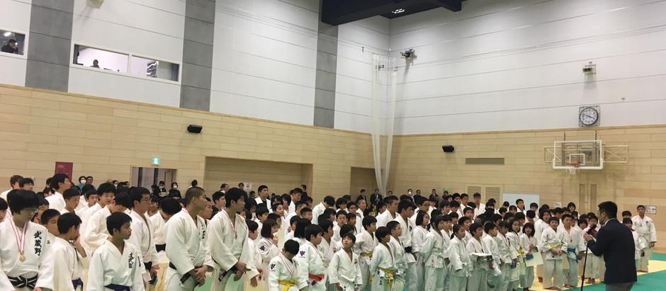 3.17 北区少年少女柔道大会