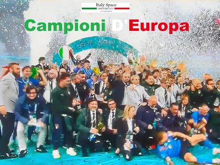 Italia Campione D'Europa 2021