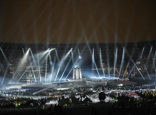 Ceremonia Inaugural de los Juegos Parapanamericanos Lima 2019