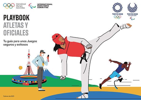 Playbook-Atletas-y-Oficiales - PROTOCOLO