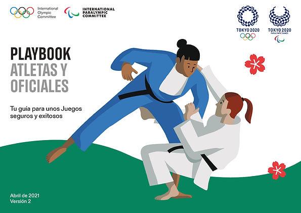 Playbook v.2 - atletas y oficiales - SPA