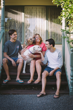 When was your last family photo?