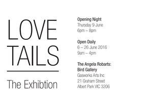Love Tails - The Exhibition - RSVP