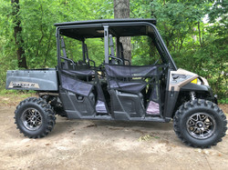 570 midsize with forward control arms an