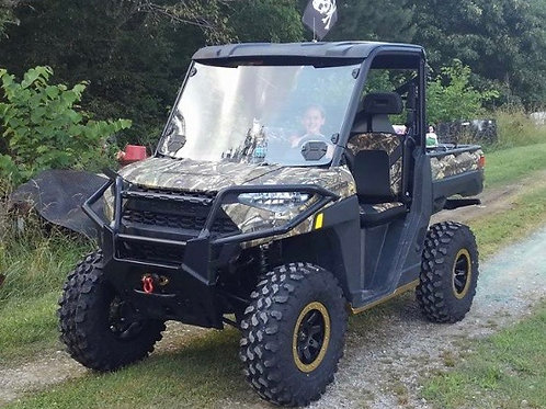 Polaris Ranger 700 Lift kit by Marshall Motoart