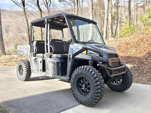 Marshall Motoart Lift Kit installed on Polaris Ranger 800