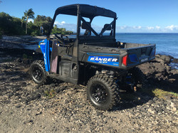 Hawaii Customer with Marshall Motoart Lift Kit