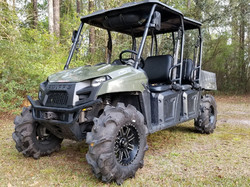 500 midsize with forward control arms an