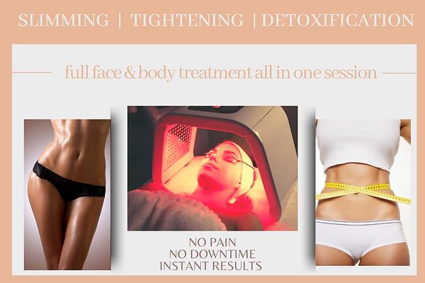 NEW Skin & Body Beauty Treatment Info Ca