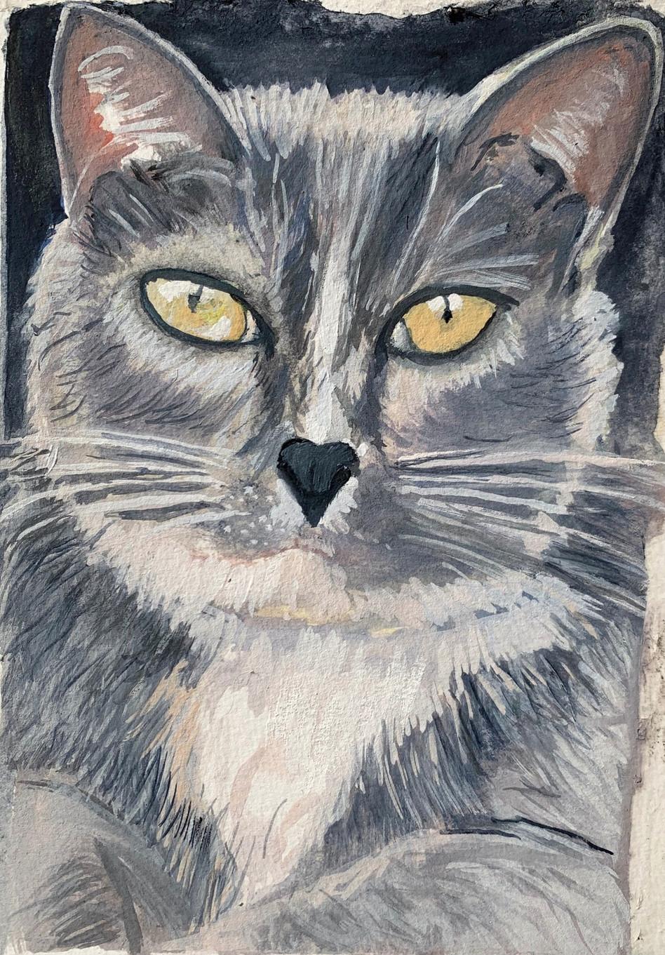 Victoria's Kitty