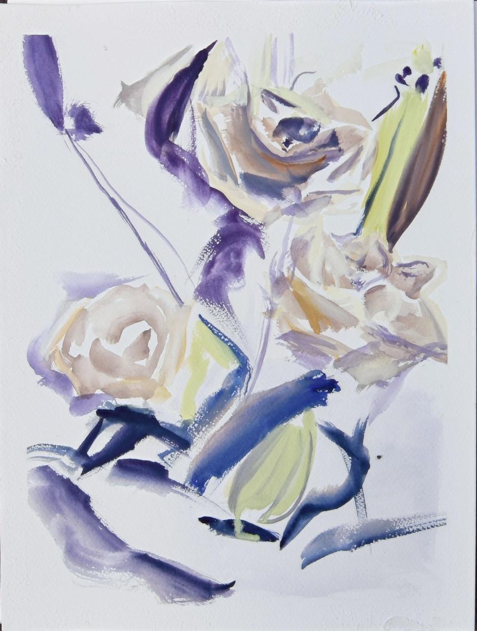 Flowing Flowers