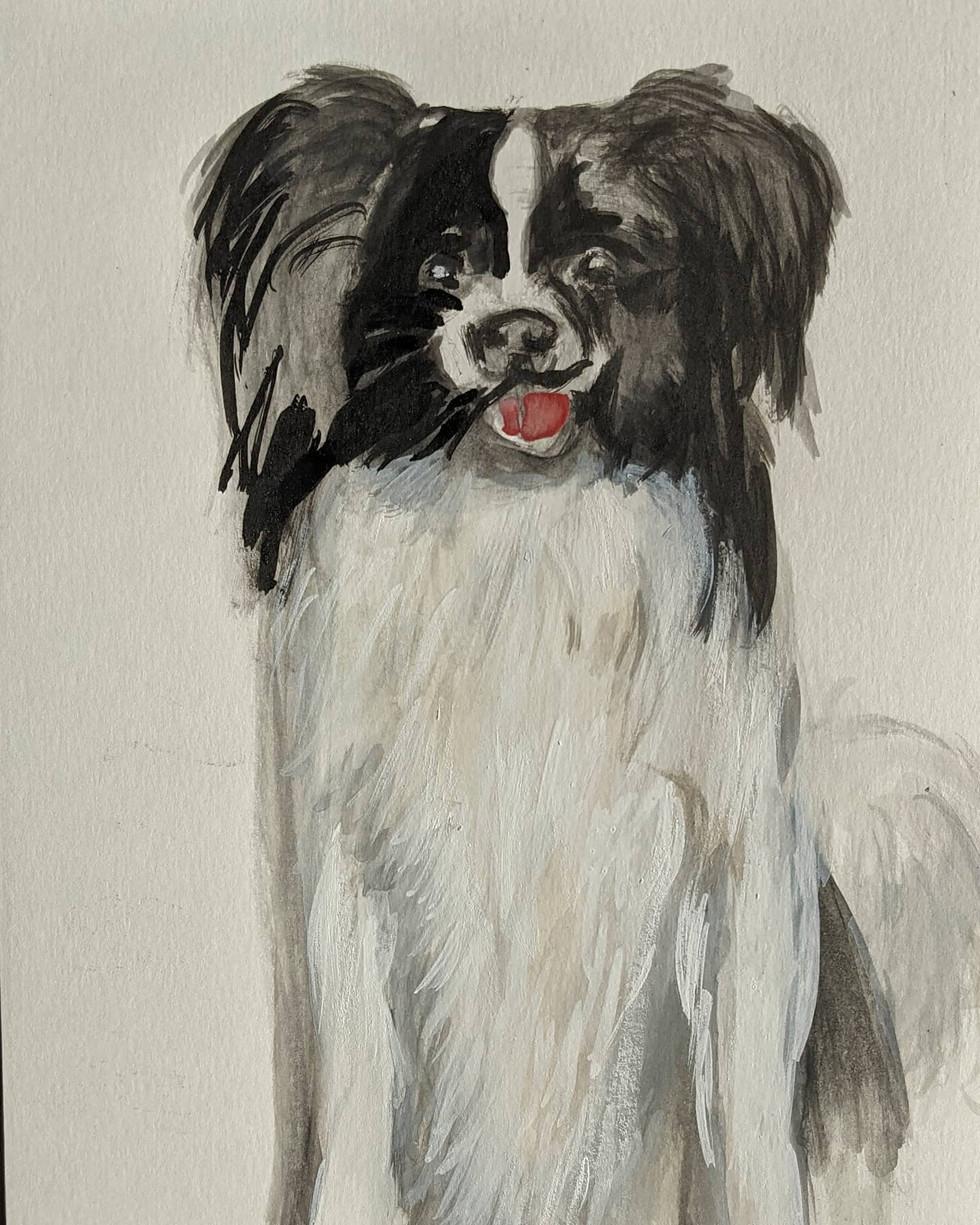 Jenni's Pup