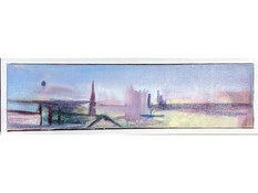 Berlin Skyline I Flakurm Humboldthain '18