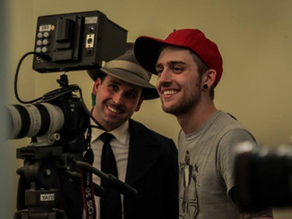 Behind the scenes - SHADOW BOUND