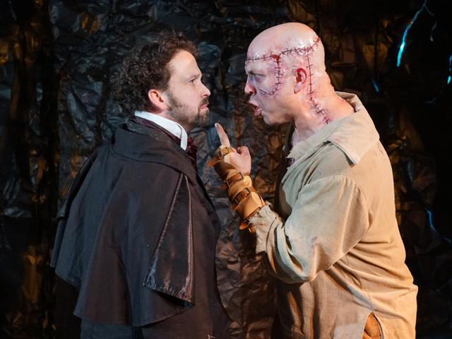 Nick Dear's Frankenstein - Stage