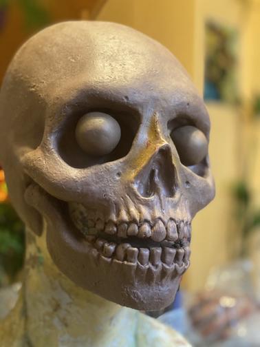 """Sculpt - """"Dr. Necropolis"""" Full Head Mask"""