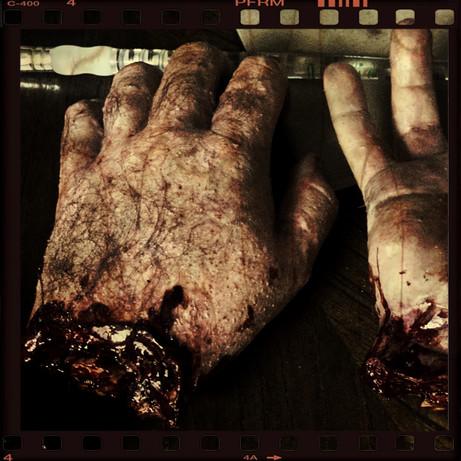 Severed Hands - Props
