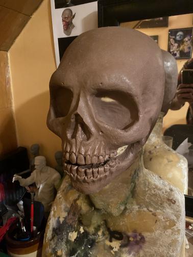 """Sculpt - """"Dr. Necropolis"""" Full HeadMask"""
