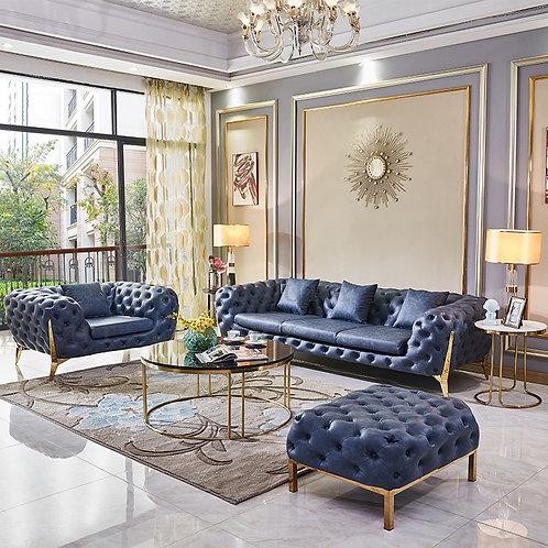 Luxury Sofa Sets Design Sofa Genuine Leather